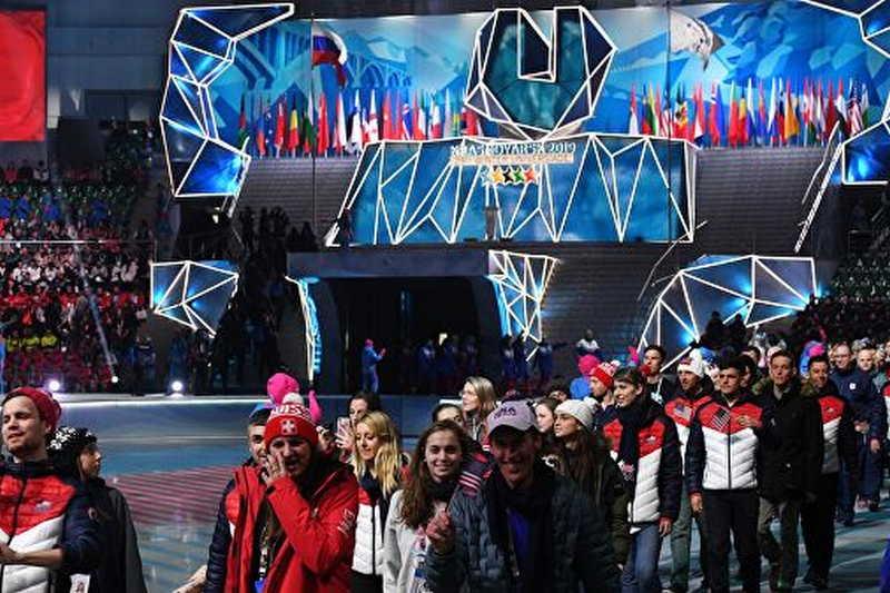 Талисман Зимней Универсиады 2019 года в Красноярске изоражения