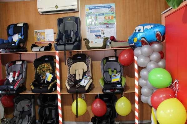 В Минусинске может появиться сервис бесплатного проката автокресел