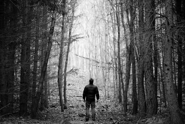 В Курагинском районе в лесу пропал мужчина