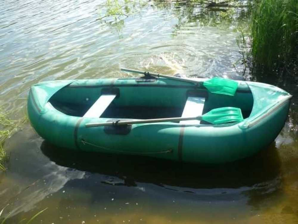 лодка в два вес
