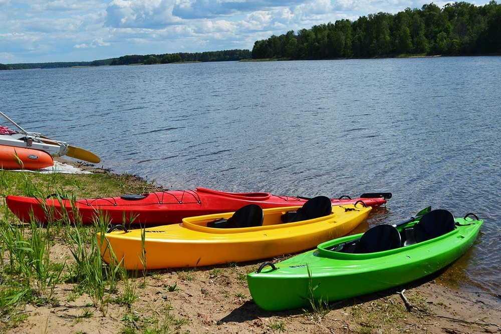 водный туризм на лодках